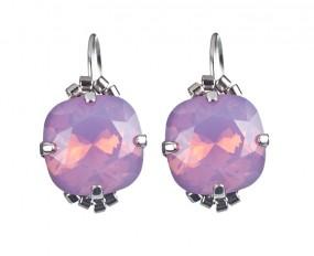 Basic Ohrring 60414 Cyclam-Opal