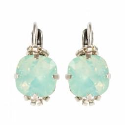 Basic Ohrringe Chrysolite Opal 60442
