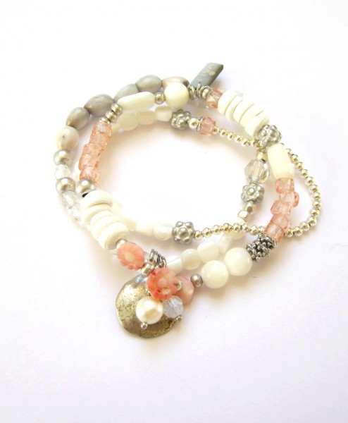 Fiva Armband Coral Flower