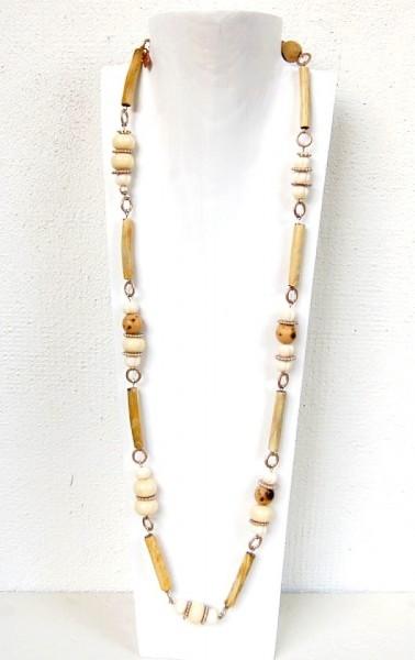 Kette Horn-Bone-Holz