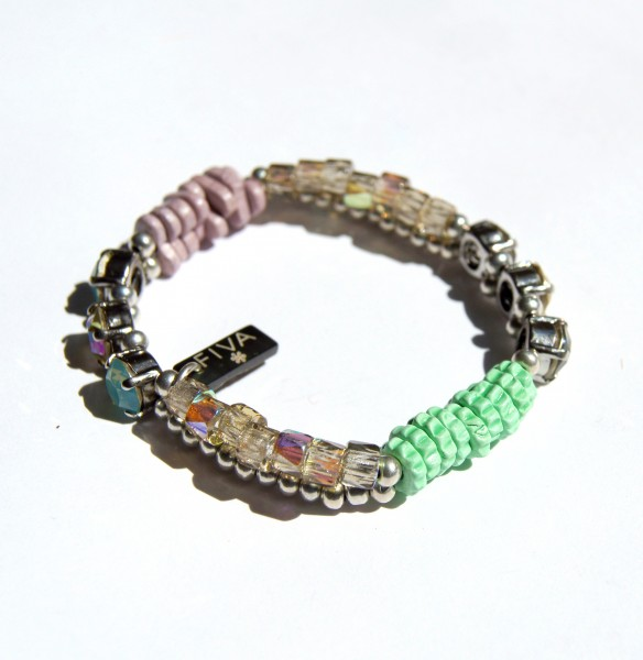 Armband Sommer-Pastell