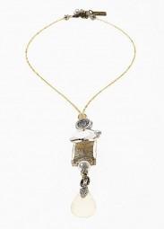 Kette 17655 Gold-Murano