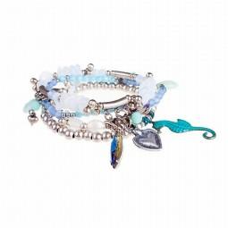 Fiva Armband 26861 Mint-Silber