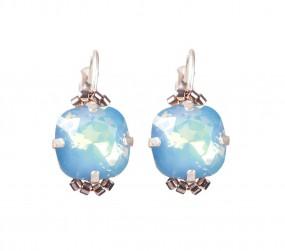 Basic Ohrringe Fiva 60340 Pazifik Opal