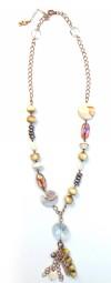 Halskette Natur-Rustikal
