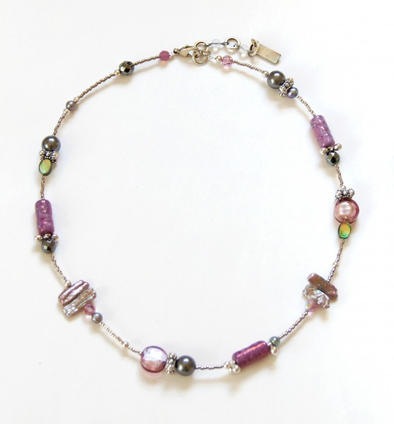 Fiva Halskette Pretty in Pink