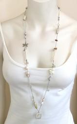 Fiva Sommerkette auf Perlseide